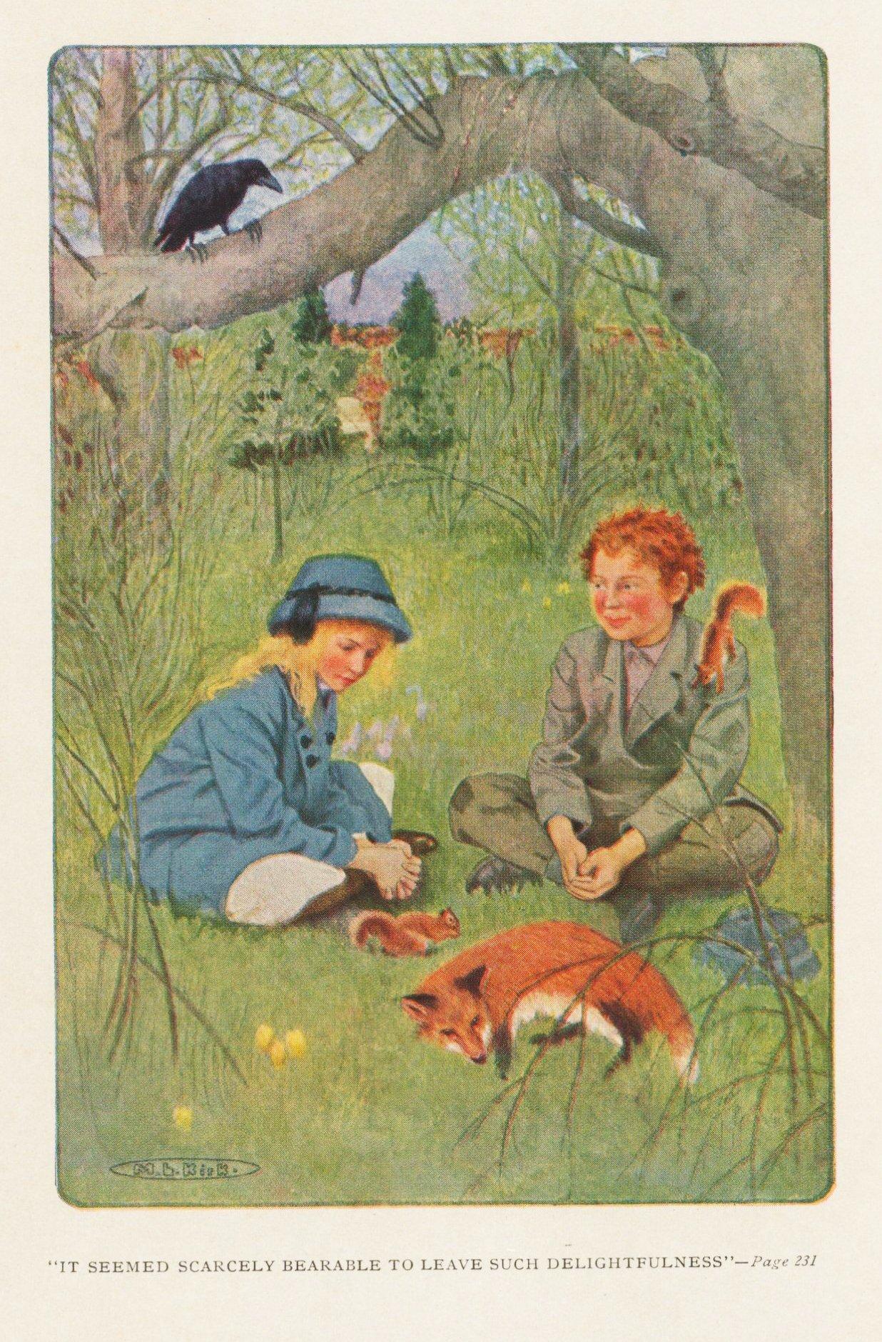 O Jardim Secreto, de Frances Hodgson Burnett