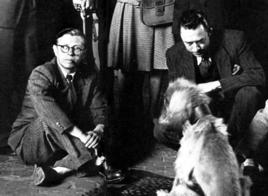 Jean Paul Sartre (1905-1980) Albert Camus (1913-1960)