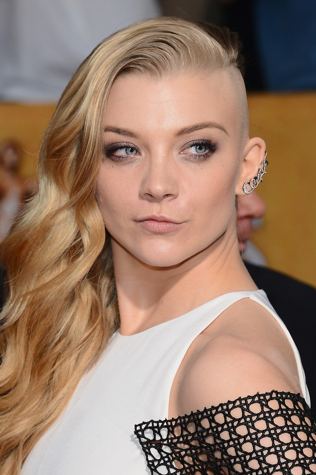 LOS ANGELES, CA - JANUARY 18: Actress Natalie Dormer attends the 20th Annual Screen Actors Guild Awards at The Shrine Auditorium on January 18, 2014 in Los Angeles, California. (Photo by Ethan Miller/Getty Images)