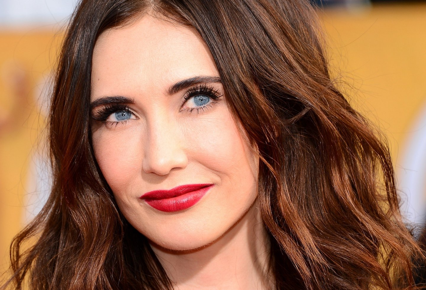LOS ANGELES, CA - JANUARY 18: Actress Carice Van Houten attends the 20th Annual Screen Actors Guild Awards at The Shrine Auditorium on January 18, 2014 in Los Angeles, California. (Photo by Ethan Miller/Getty Images)