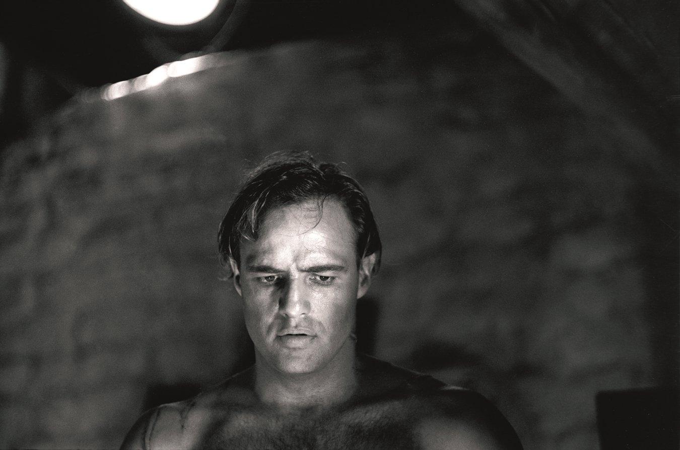 6.Marlon Brando, Los Angeles 1959
