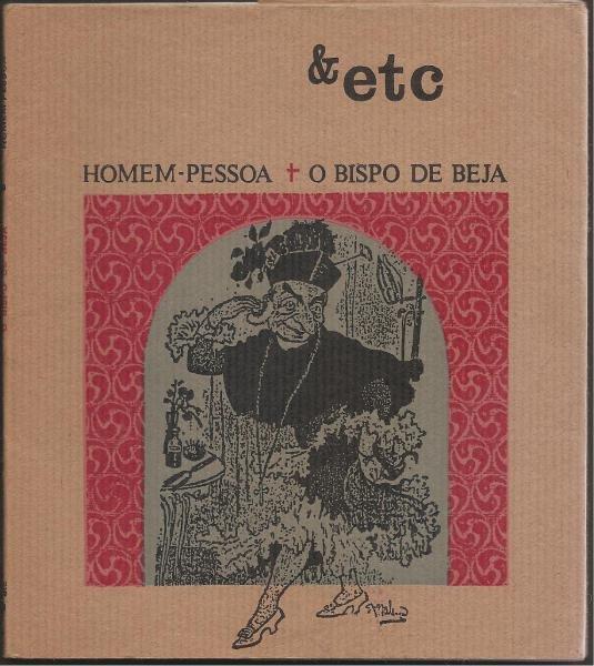 A reedição do livro queimado no tribunal da Boa Hora, em 1980