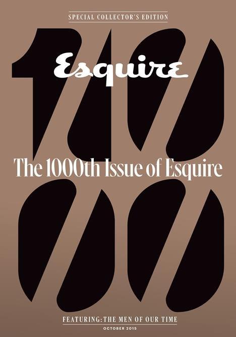 esquire outubro 2015