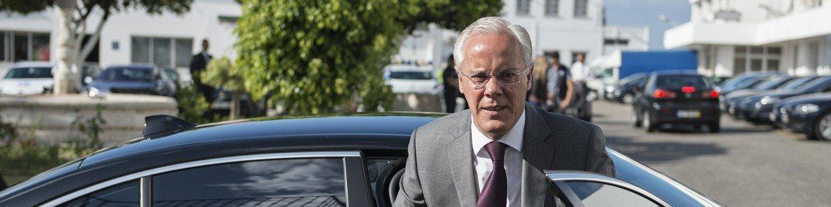 Miguel Macedo, ministro da administração interna,