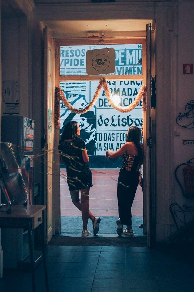 Primeiro Andar, Ateneu Comercial de Lisboa