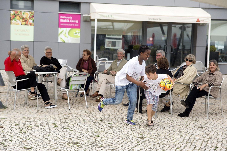 Encontro Europeu de familias, 2015, Catarina Marques Rodrigues, INATEL,