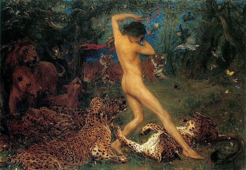 John_Macallan_Swan_-_Orpheus_(1896)