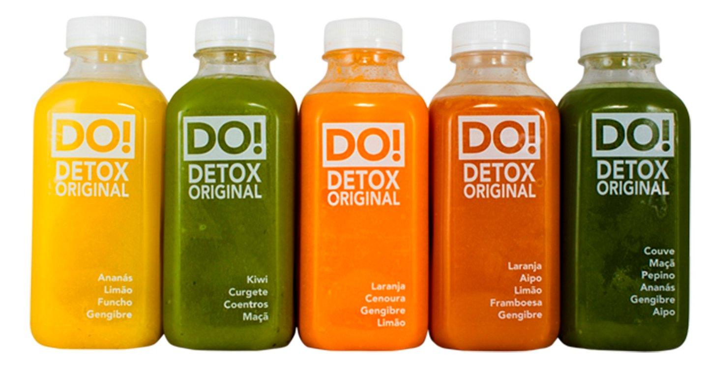 Pack DO! 1º Detox