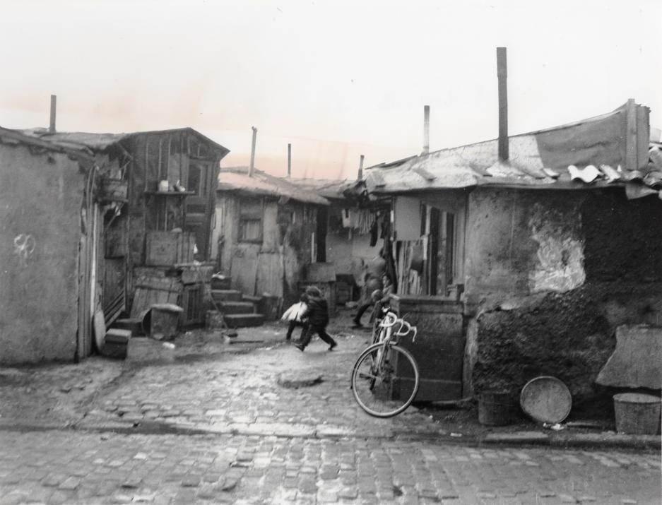 1962 Bidonville de Cornillon