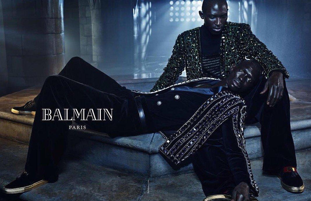 Balmain-Fall-Winter-2015-Menswear-Campaign-Armando-Fernando-Cabral-e1437075995991