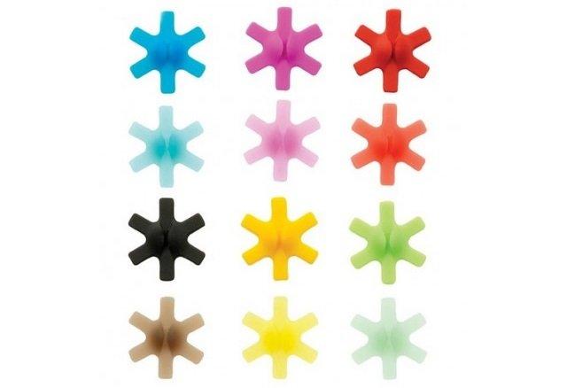 marcadores de copos
