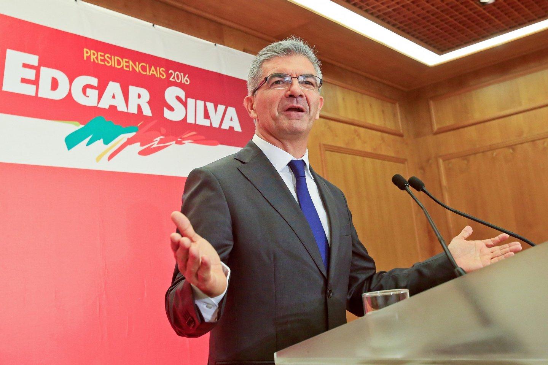 Apresentação da candidatura de Edgar Silva