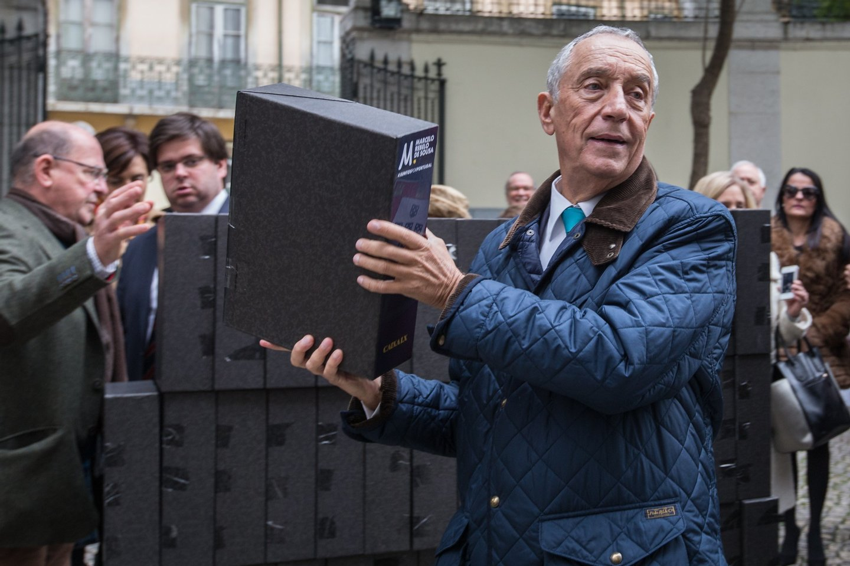 Presidenciais 2016 : Marcelo Rebelo de Sousa formaliza candidatura