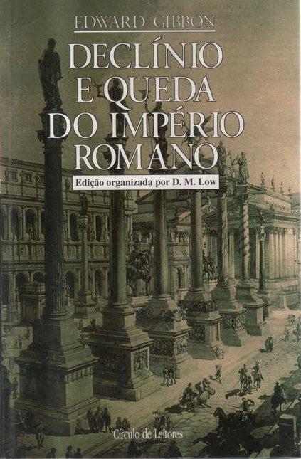 declinio e queda imperio romano circulo leitores