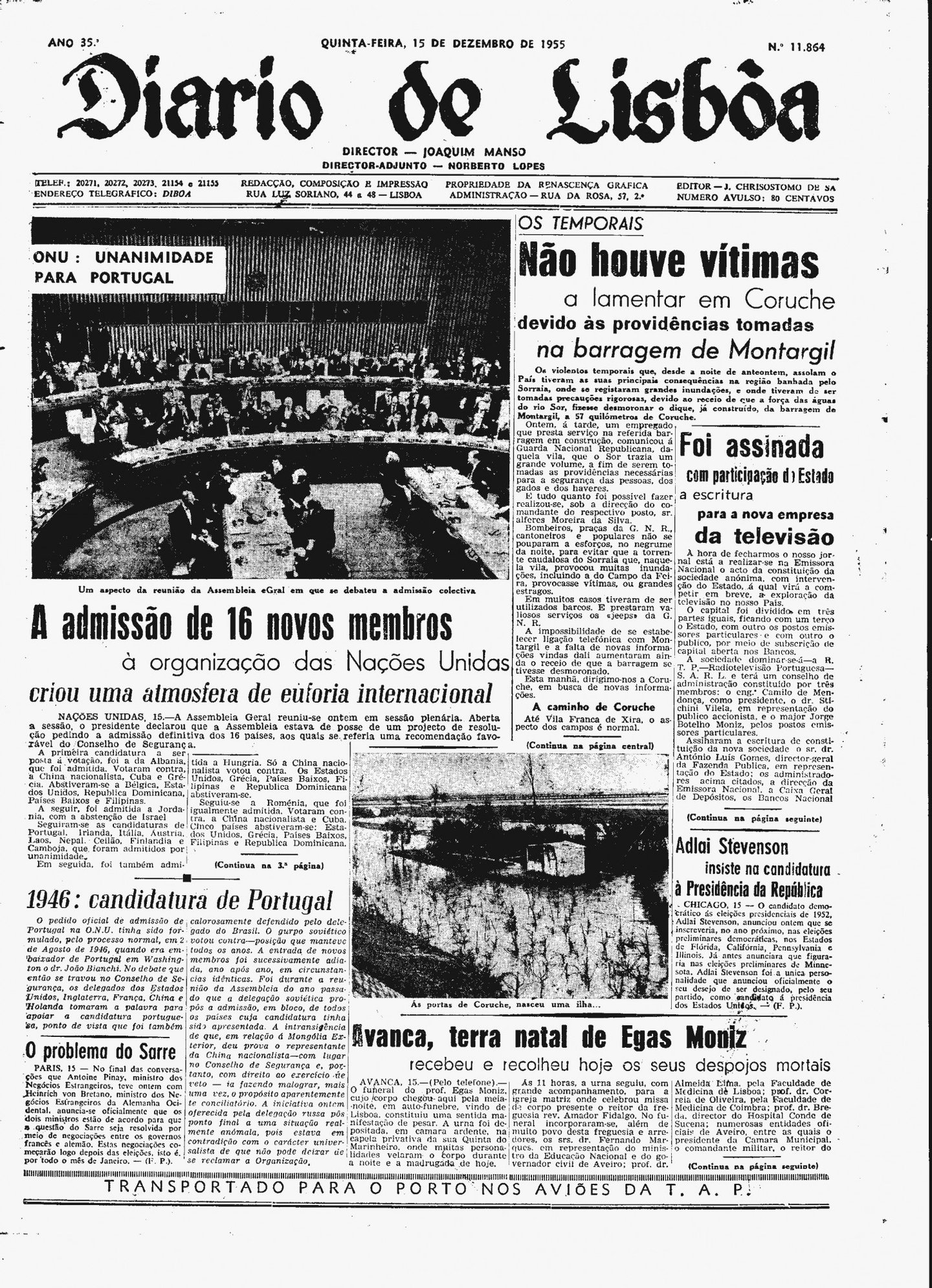 Portugal na ONU