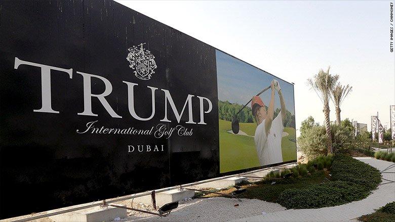 Donald Trump/Dubai