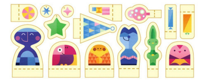 google doodle natal