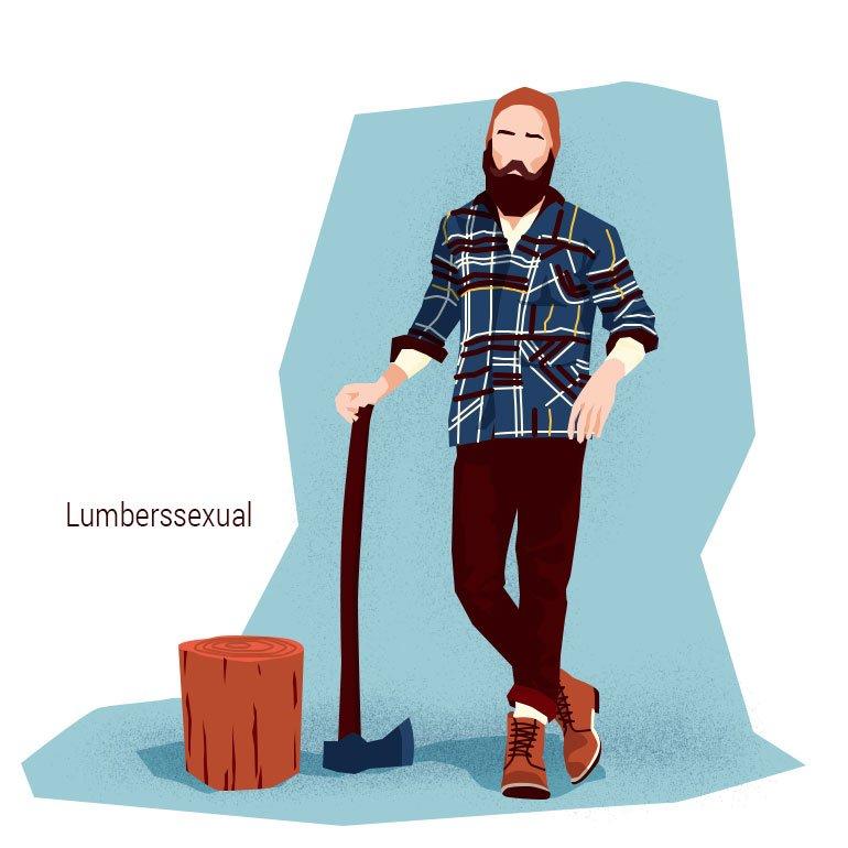 Men_lumbersexual