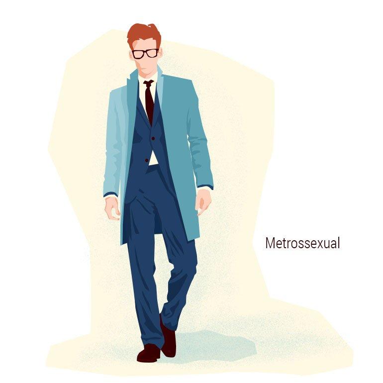 Men_metrossexual