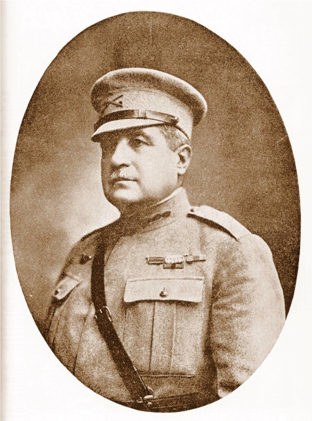 Norton de Matos 1916 Ministro da Guerra