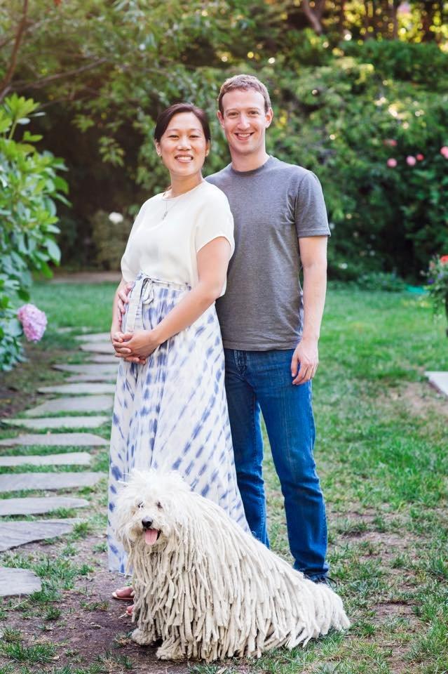 priscilla mark zuckerberg