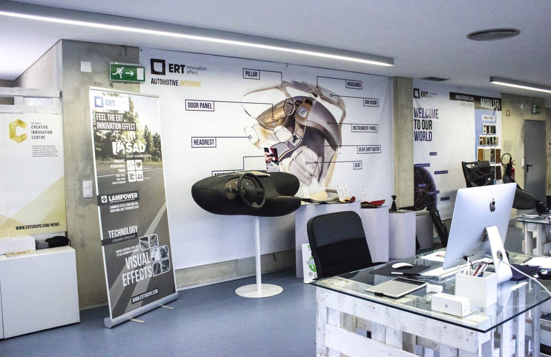 1.Centro de Inovação