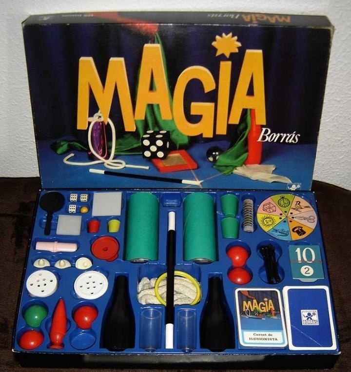 A marca espanhola que fez de nós pequenos ilusionistas em espetáculos caseiros