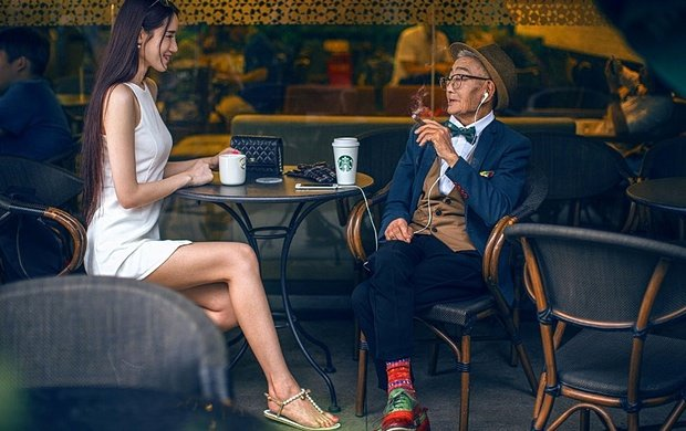 avo e neto moda China