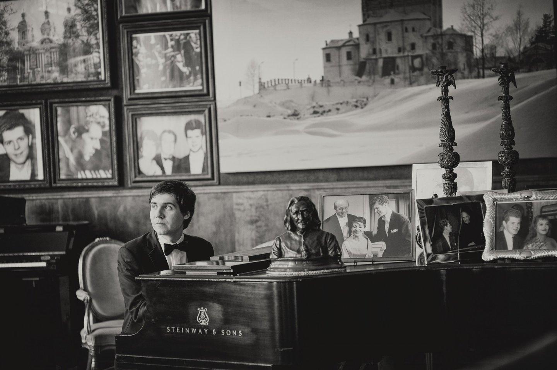 Ethnic, Piano, Van Cliburn,