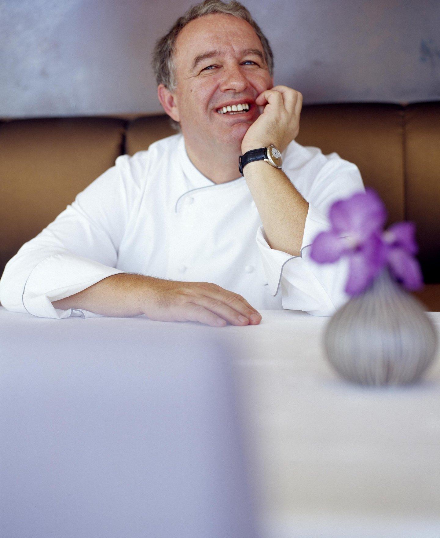 Chef Joachim Koerper