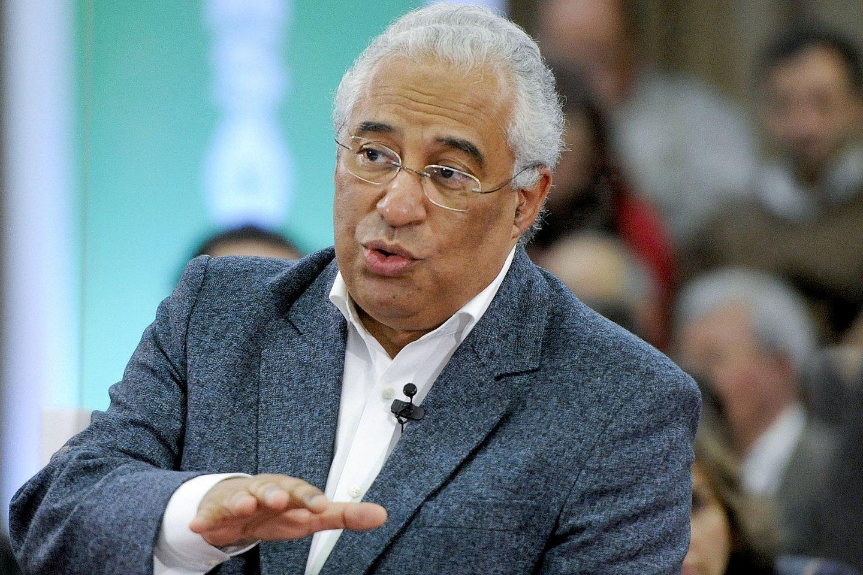 António Costa na sessão de esclarecimento sobre o Orçamento do Estado para 2016