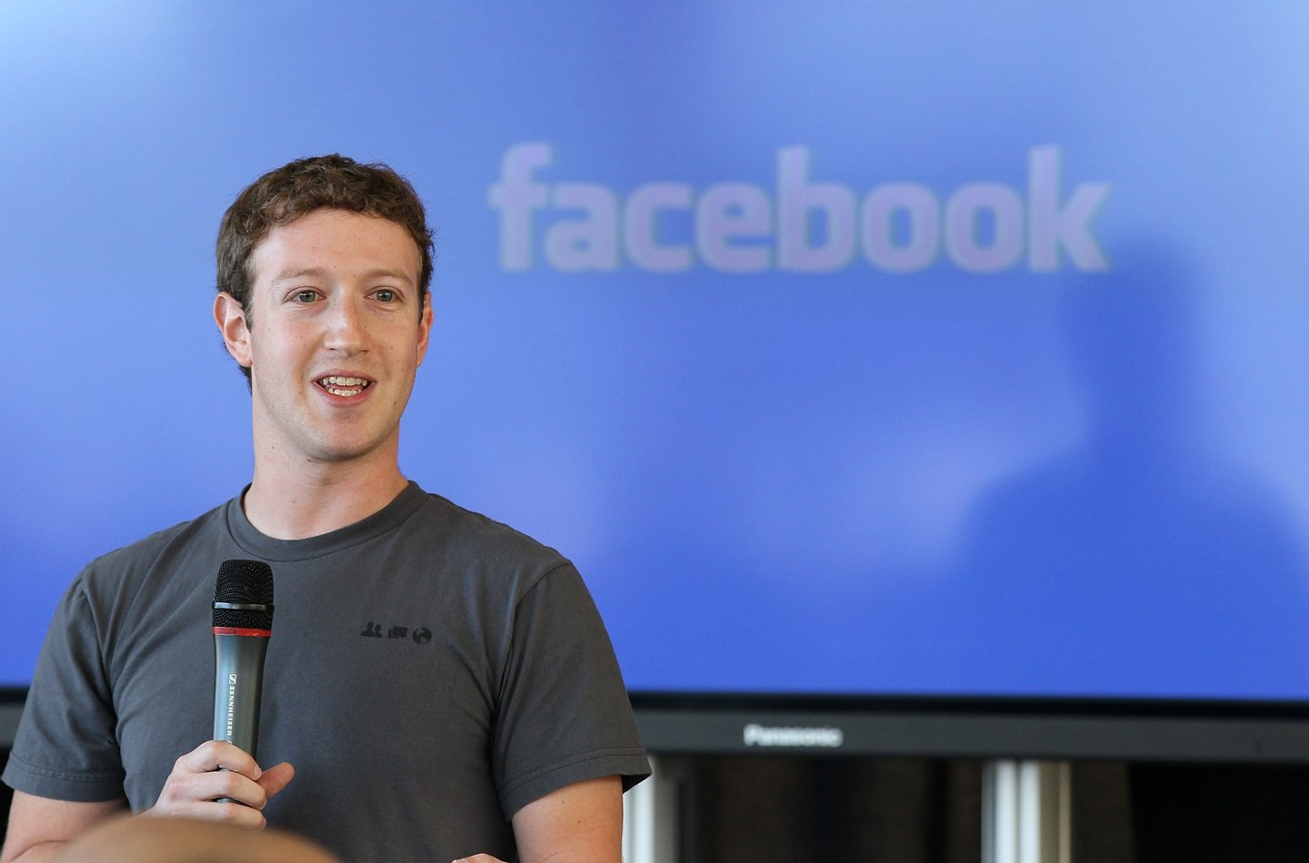 SAN FRANCISCO - NOVEMBER 15: Facebook founder and CEO Mark Zuckerberg speaks during a special event announcing a new Facebook email messaging system at the St. Regis Hotel on November 15, 2010 in San Francisco, California. Facebook will launch a new messaging system aimed at enhancing it's social media product to its 500 million users. (Photo by Justin Sullivan/Getty Images)