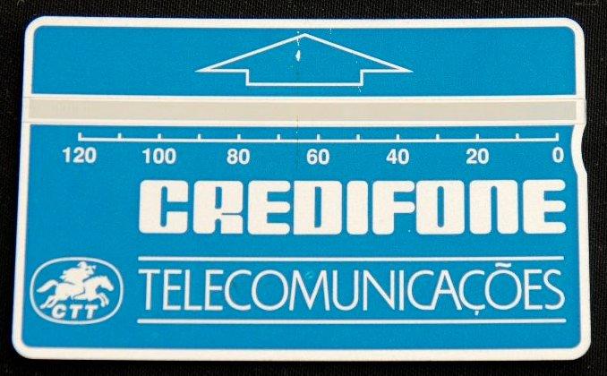 O Credifone era muito útil para telefonar à pessoa amada quando íamos de férias com a família.