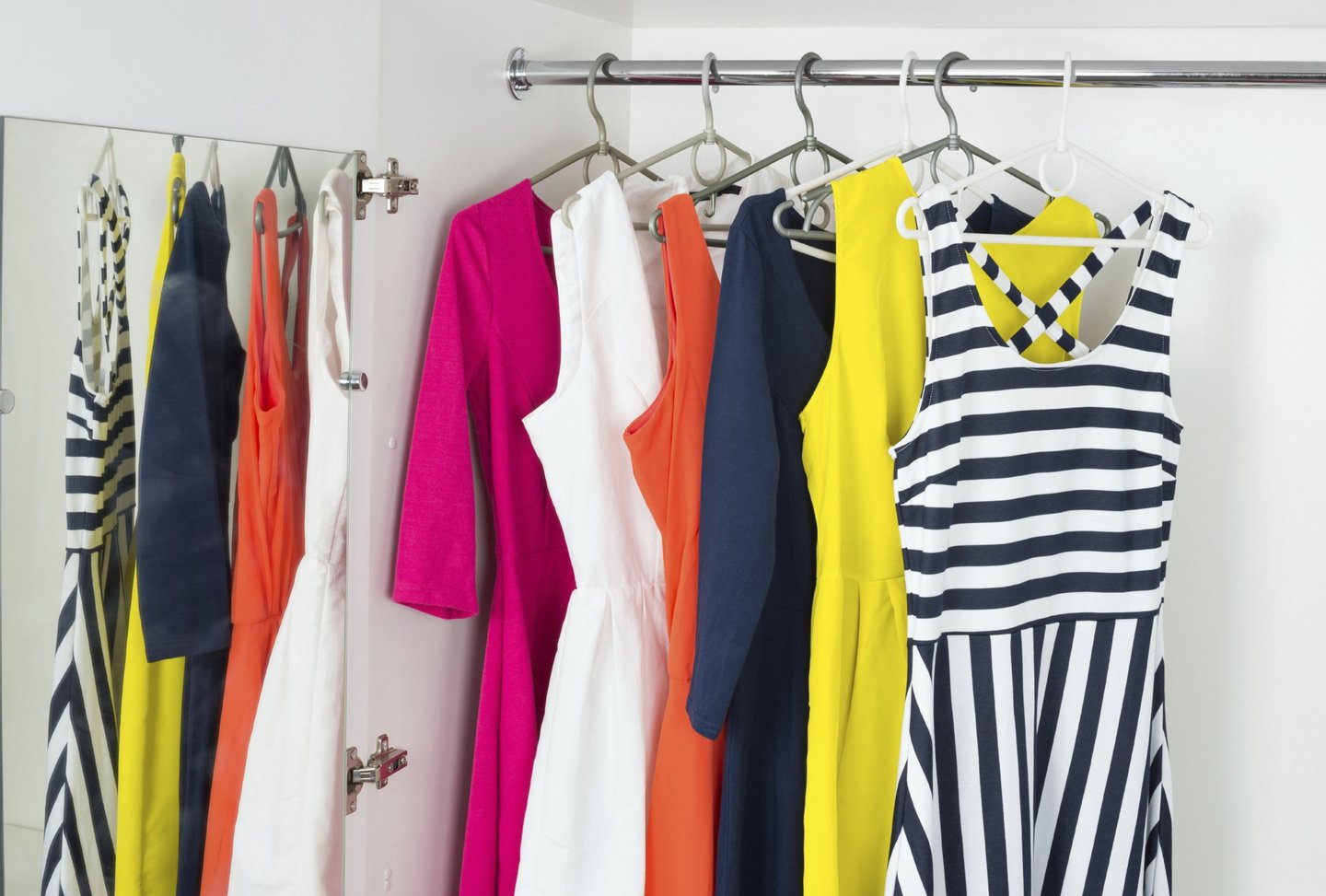 choose, closet, clothes, clothing, collection, colorful, cotton, design, dress, fashion, garment, hanger, interior, lifestyle, rack, style, textile, variety, wardrobe, wear, white, bright, dresses, orange, female, many, casual, open, fabric, color, home, house, indoors, apparel, different, modern, women, room, inside, choice, attire, cupboard, summer, spring, series, striped, strip, cabinet, zzzaaaaaaieefdedfpdadddddj,