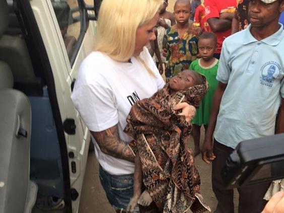 nigéria rapaz