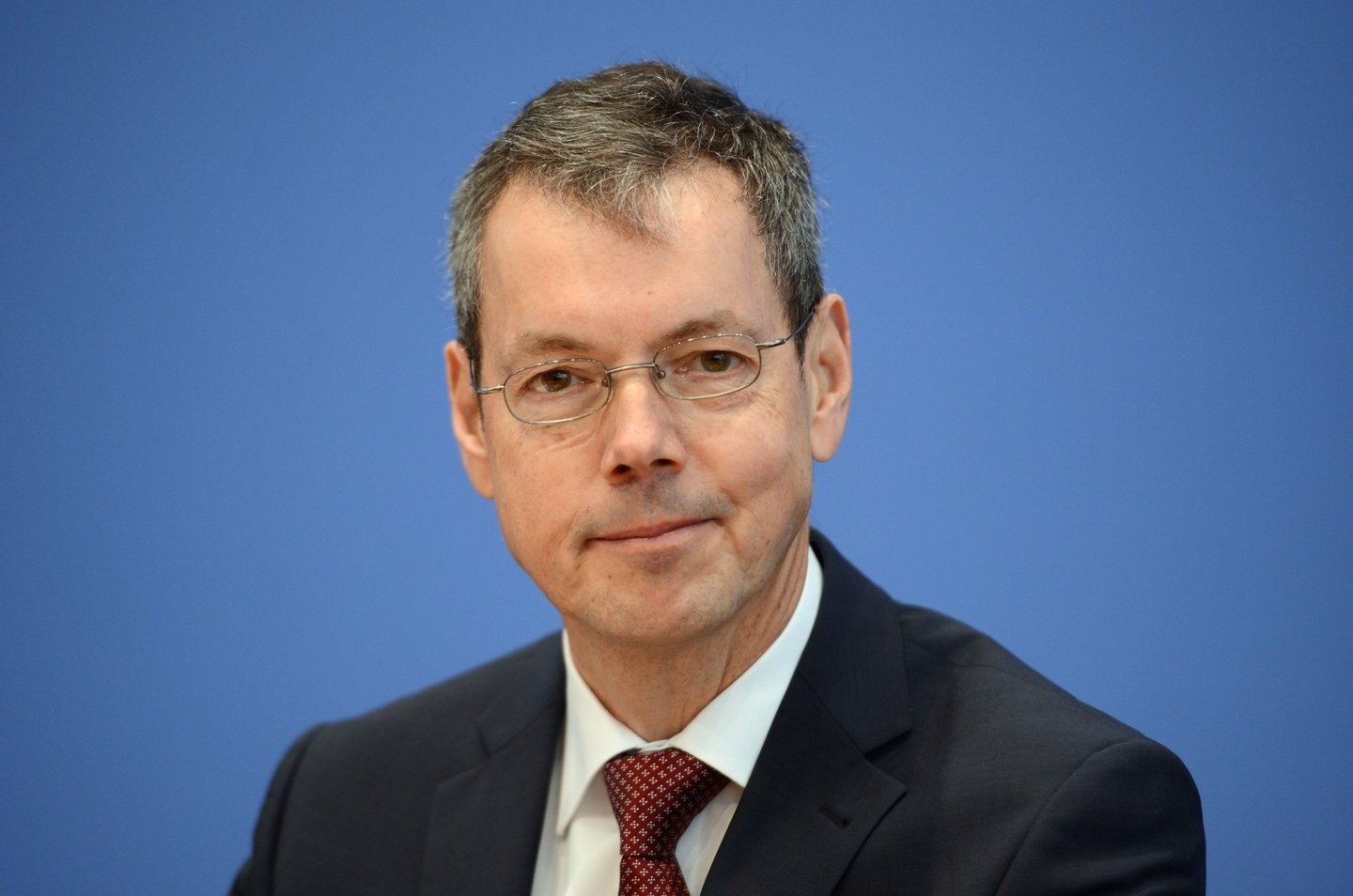 German economist Peter Bofinger attends a press conference after the presentation of the annual report on the economic development in Germany released by Germany's so-called five wise men or panel of independent economic advisors, at the chancellery in Berlin on November 7, 2012. AFP PHOTO / JOHANNES EISELE (Photo credit should read JOHANNES EISELE/AFP/Getty Images)