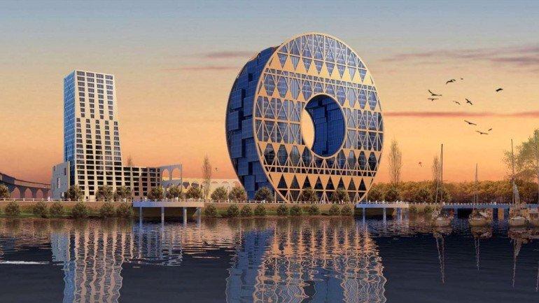 O fim dos edif cios estranhos na china observador for Architecture 770