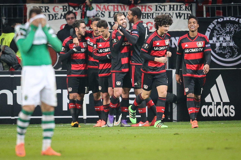 Liga Europa: Bayer Leverkusen vs Sporting