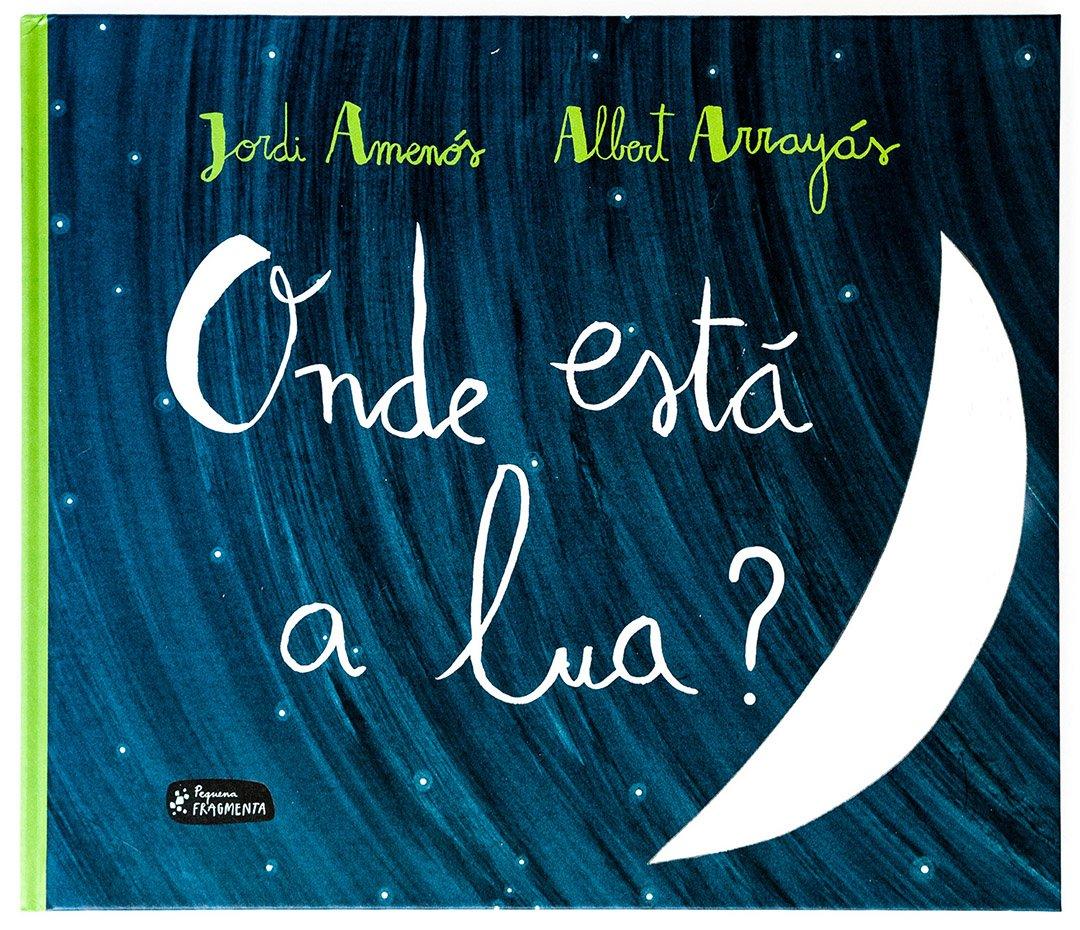 Capa Onde está a lua