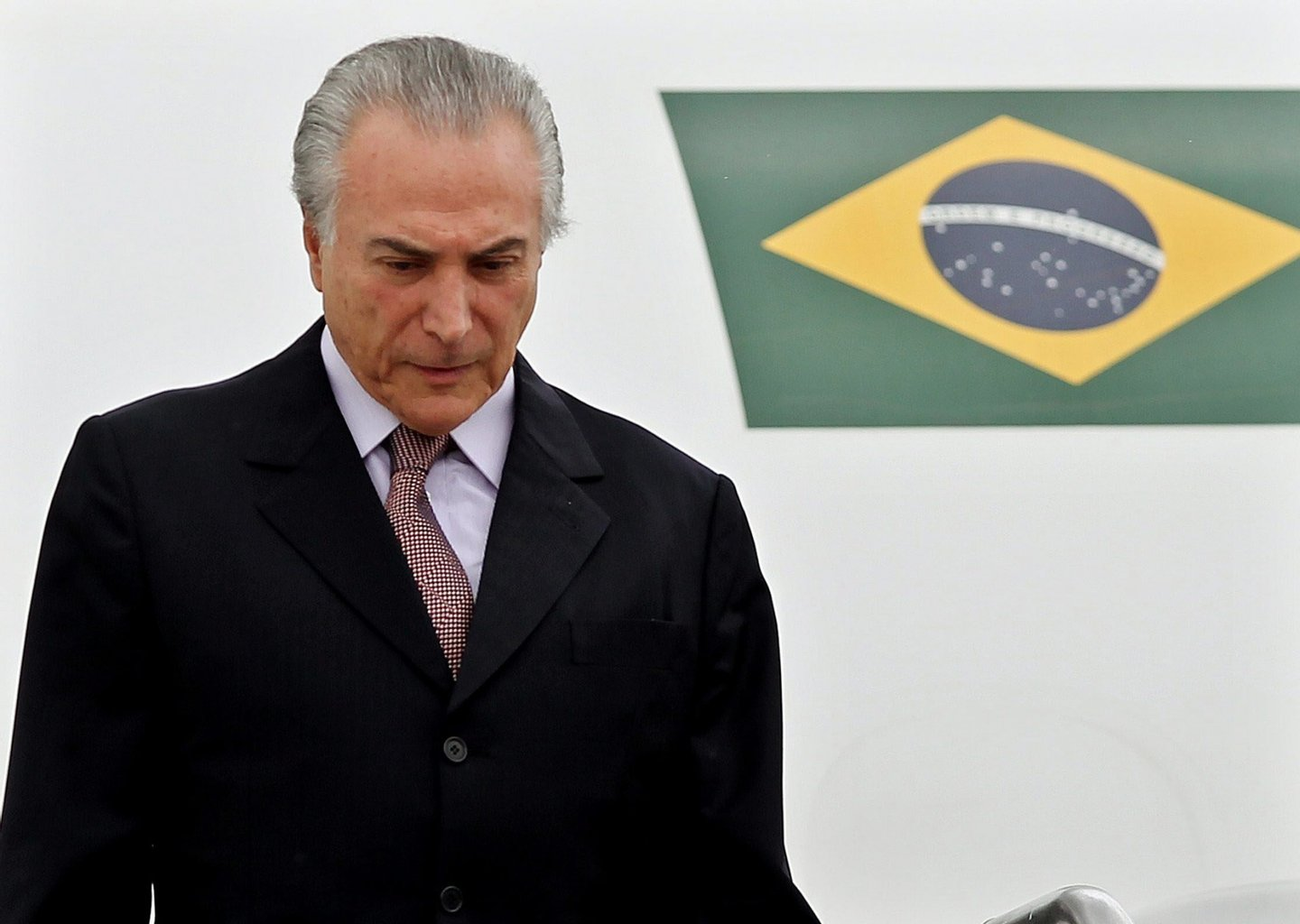 Brazilian Vice President says he was always treated by DIlma Rousseff as a' decorative object'