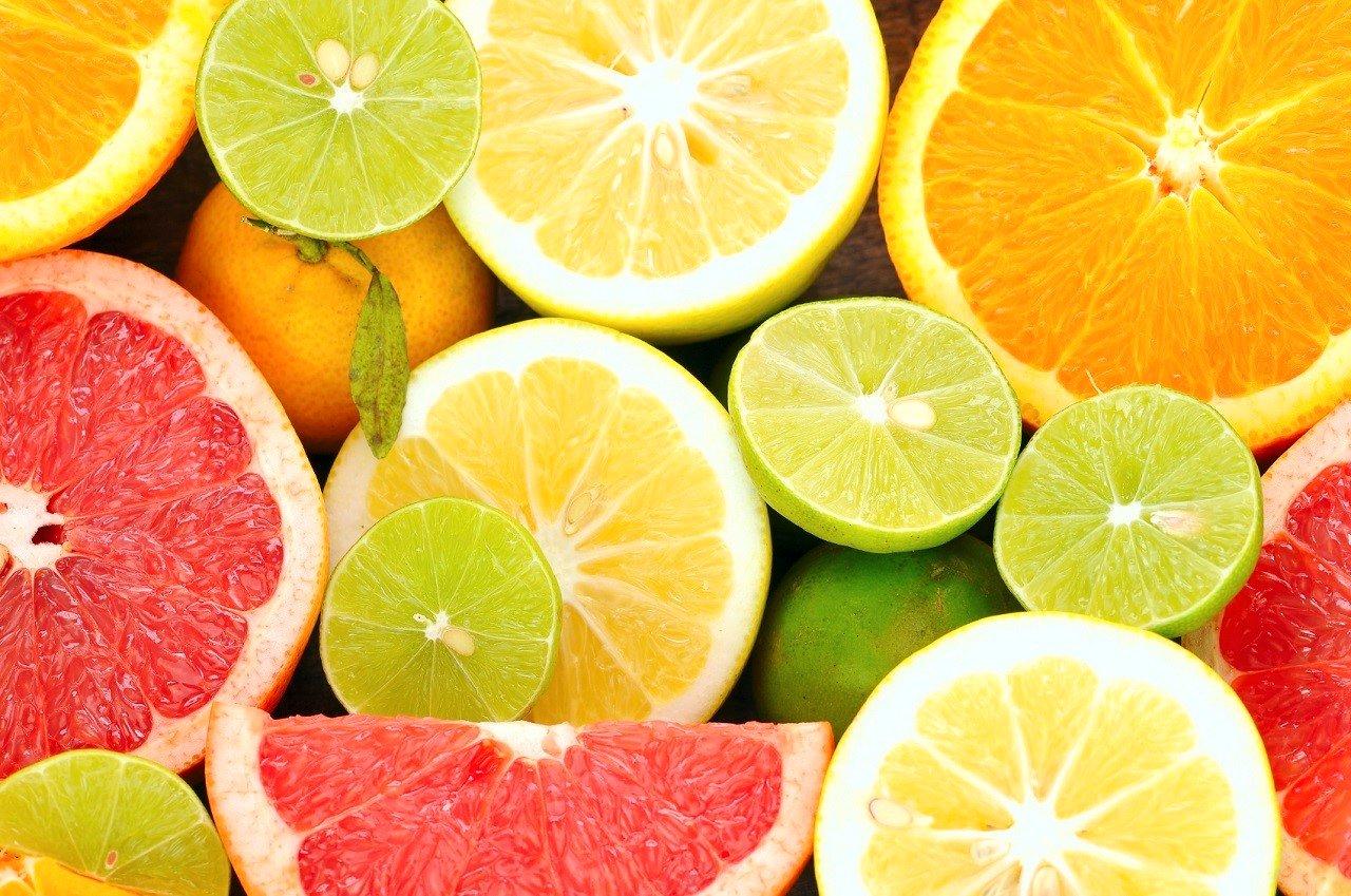 orange, vitamin c
