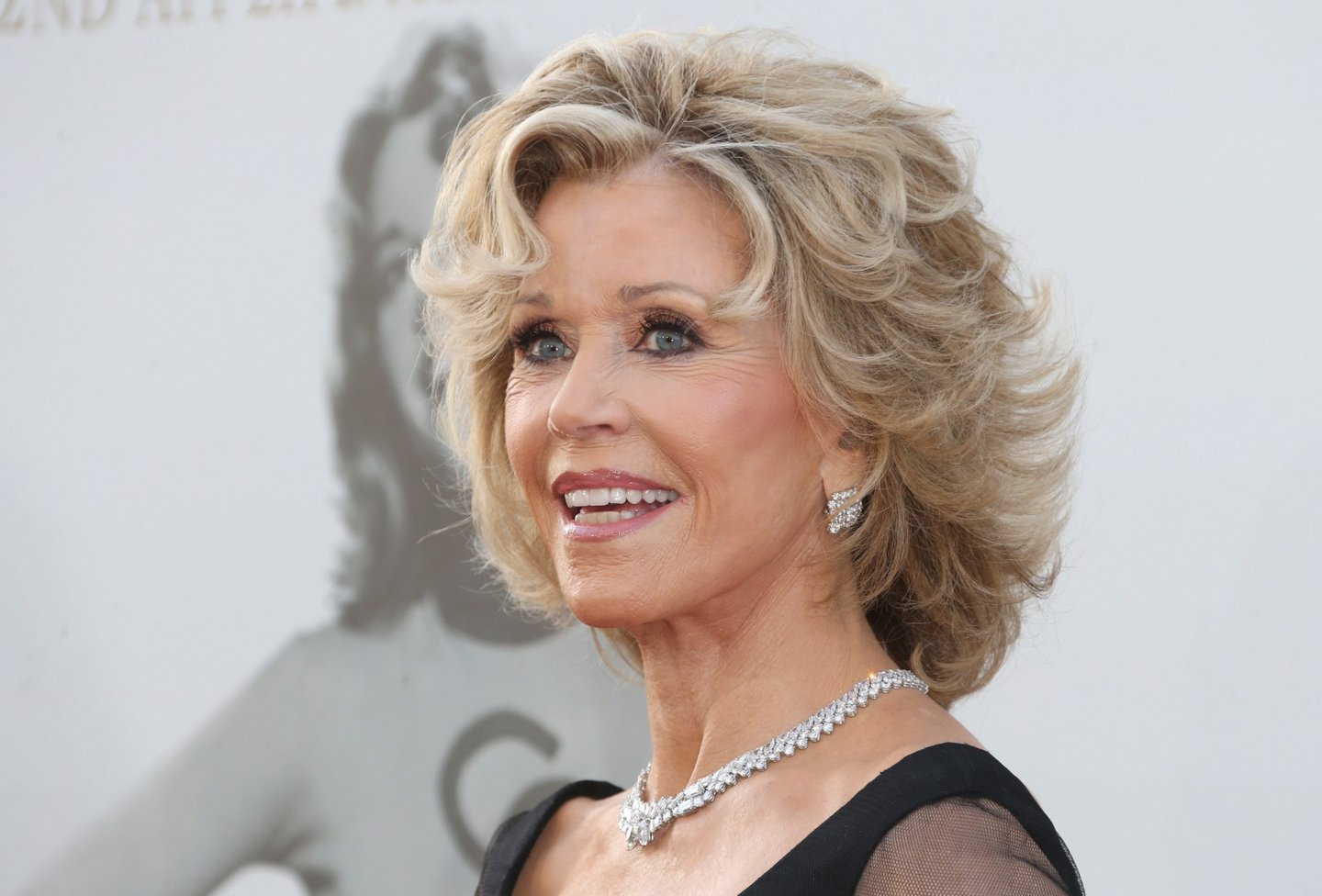 HOLLYWOOD, CA - JUNE 05: Honoree Jane Fonda attends the 2014 AFI Life Achievement Award: A Tribute to Jane Fonda at the Dolby Theatre on June 5, 2014 in Hollywood, California. Tribute show airing Saturday, June 14, 2014 at 9pm ET/PT on TNT. (Photo by Frederick M. Brown/Getty Images for AFI)