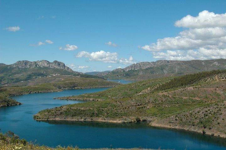 pampilhosa da serra barragem santa luzia