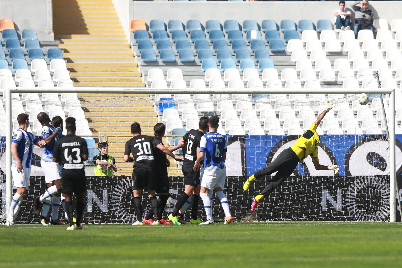 I Liga : Acedemica vs FC Porto