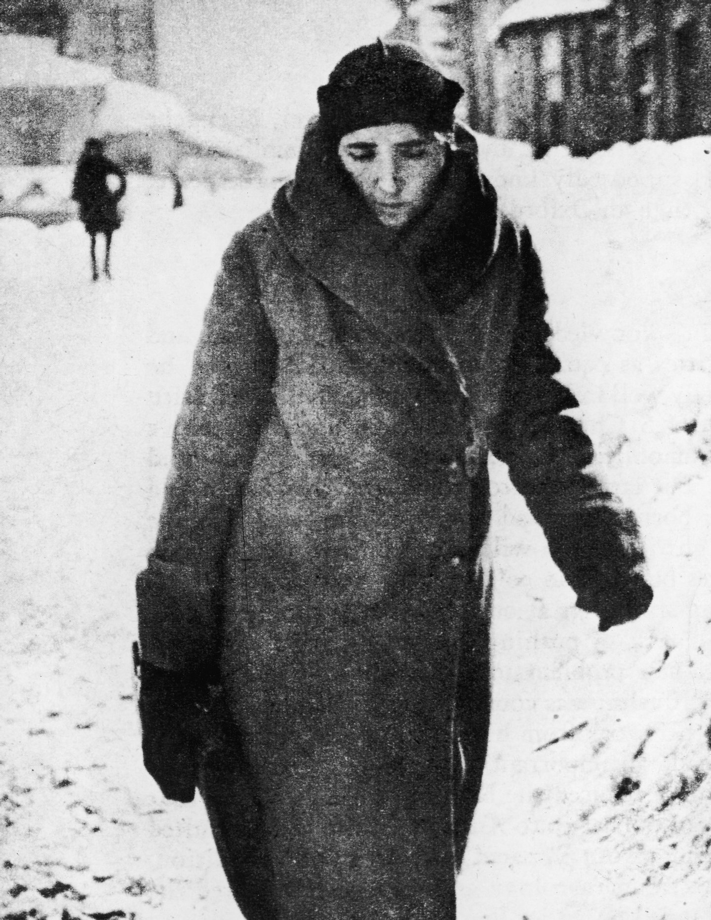 circa 1925: Nadezhda Alliluyeva-Stalin (1901 - 1932), the second wife of Joseph Stalin and mother of his children Vassily and Svetlana. They married in 1919 and she killed herself on November 8th, 1932. (Photo by Hulton Archive/Getty Images)