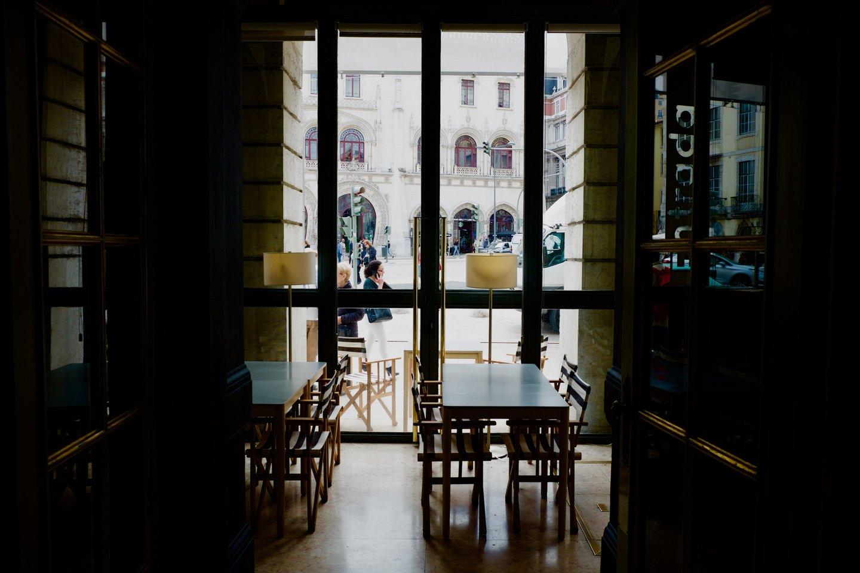 CAFÉ GARRETT TP110