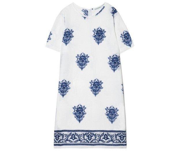 benetton trip to lisbon vestido