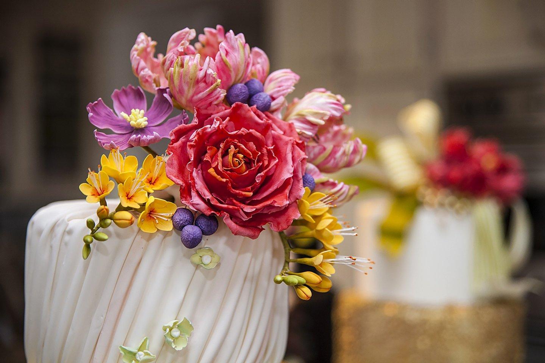 julie deffense, bolos de casamento,