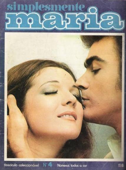 O folhetim Simplesmente Maria teve 200 episódios entre 1973 e 1974.