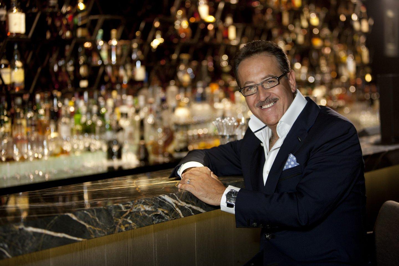 Salvatore Calabrese, O Maestro no Lisbon Bar Show